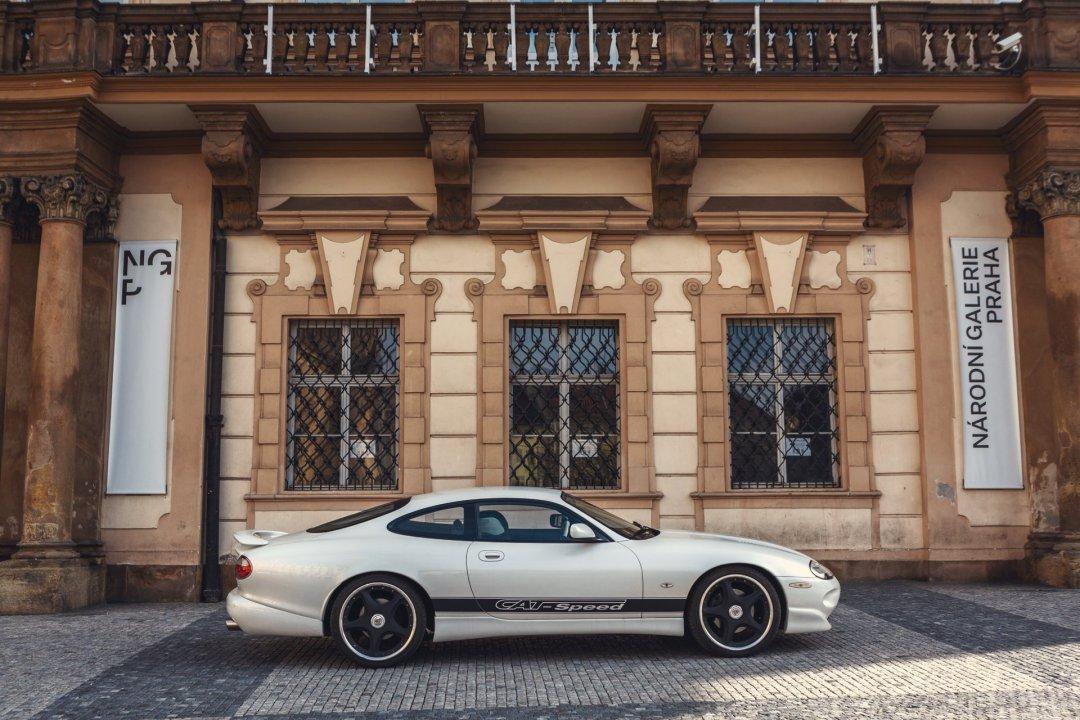 Regutron Jaguar XKR CatSpeed