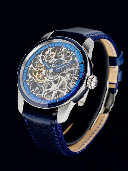 Opus Blue II