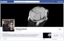 Prokop & Brož na Facebooku