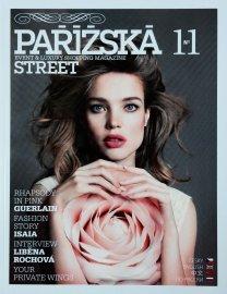 Článek v magazínu Pařížská Street